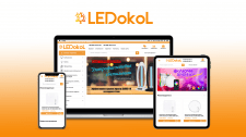 Интернет-магазин для LEDokol на OpenCart
