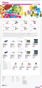 Интернет магазин детских игрушек TM Na-Na