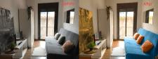 Перекраска, оживление комнати