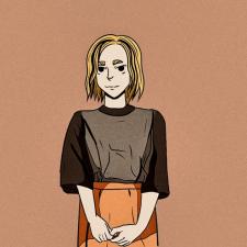 иллюстрация девушки 2