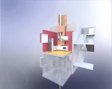 Дымоход газового оборудования многоэтажного жилого