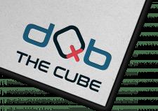 Логотип для компании dQb