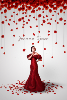Joanna sposa
