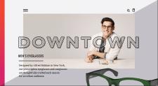 Первая страничка Men's eyeglasses