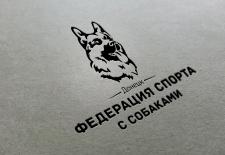 Логотип кинология