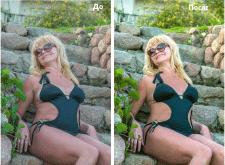 Обработка фото, ретушь