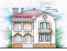 Частный дом в г. Измаил