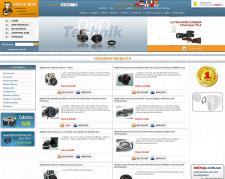 DVDTechnik - rare photo cameras shop