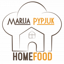 Логотип для домашньої кухні з можливістю кейтеринг