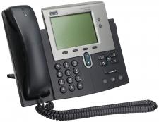 Настройка IP телефона Cisco