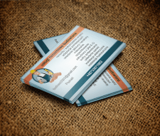 визитка строителя