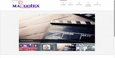 Сайт американской PR-компании Margolex