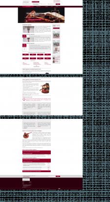 http://www.lokar15.ru/ - редизайн страницы