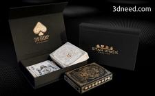 Моделирование и визуализация коробки с игральными