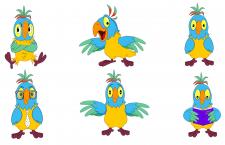 Персонаж для детского сайта