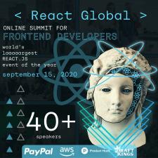 Макеты для react global