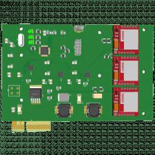 PCI та USB плата розширення для серверного рішення
