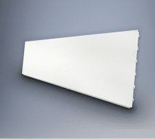 Панельная стенка задняя сплошная