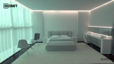 3D визуализация комнаты