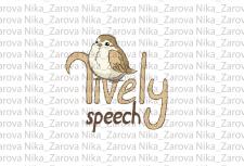 Логотип курсов иностранных языков