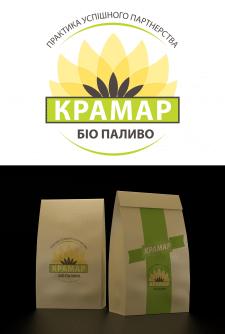 Логотип Біо паливо