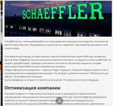 В компании Schaeffler вынужденные сокращения