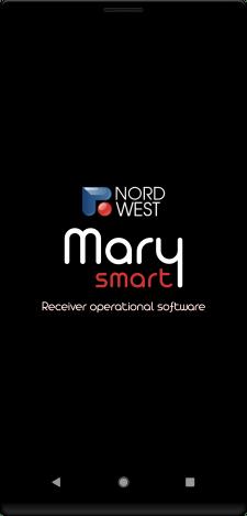 Верстка и эмулятор для приложения MARY SMART