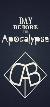 "Логотип ""Day Before The Apocalypse"""