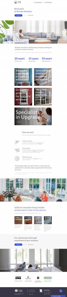 Дизайн Сайта на Tilda