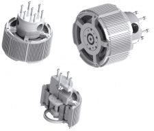 BLDC motor for gimbal