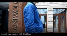 Рекламный проект бренда одежды rozmah