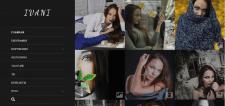 Сайт фотомодели