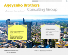 Ageyenko Brothers Consulting Group