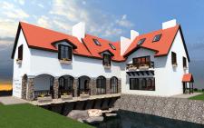 Проект-реконструкция мельницы