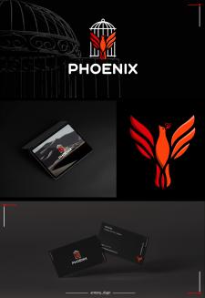 """Логотип """"Phoenix"""""""