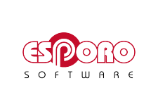 Логотип IT-фирмы ESPORO Software