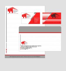 Фирменный стиль организации, логотип и визитка