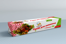 Упаковка для рукава для запекания