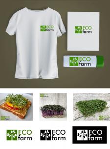 Лого для компанії по вирощенню мікрогріну