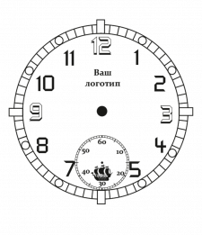 Циферблат для часов