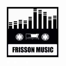 Frisson music logo