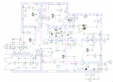 схема разводки электричества