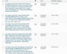 Перенос с сайта на сайт название товара WordPress