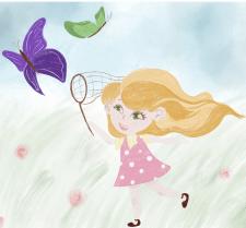 Детская иллюстрация 2.