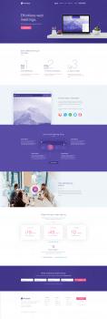 Сайт сервиса онлайн конференций