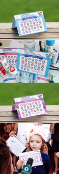 Календарик чистки зубов