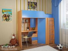 Визуализация детской мебели