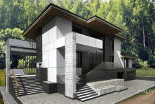Экстерьер Фасада Частного Дома