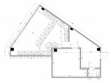 План торгового помещения