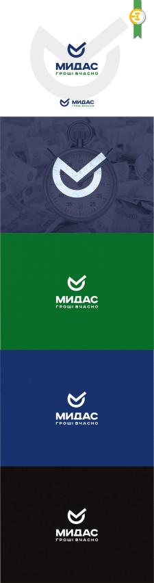 Логотип для Мидас